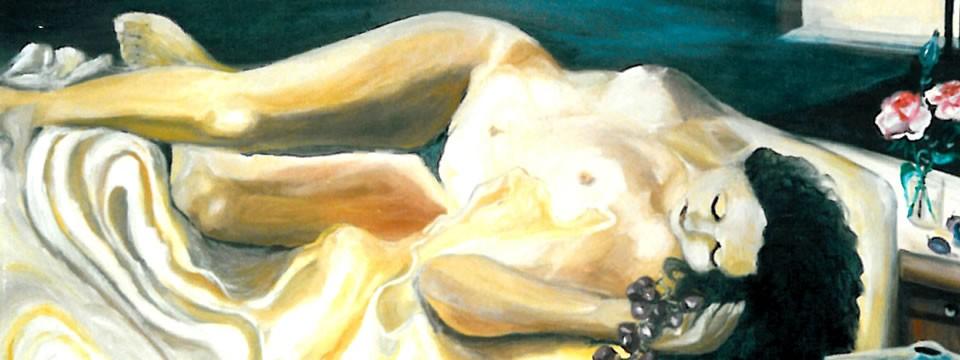 Pittrice Maria Grazia Ferretti